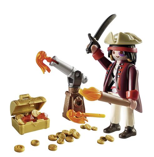 Playmobil 9415 Pirate with CannonGift Egg